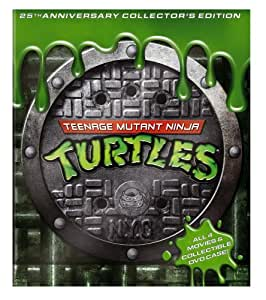 Teenage Mutant Ninja Turtles Film Collection [DVD] [2009] [Region 1] [US Import] [NTSC]