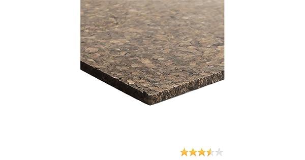 15 mm stark Bodentrend Korkplatte Pinnwand 15 mm mocca 915 x 610 x 4 mm