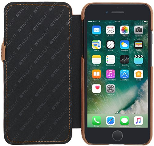 custodia iphone 8 plus chiusura a libro