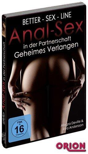 Anal-Sex in der Partnerschaft - Geheimes Verlangen