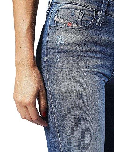Diesel Damen Hosen Skinzee Denim