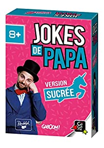 Gigamic Jokes de Papa Version Sucree, joksu