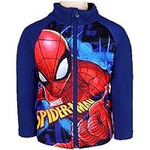 Spiderman winterjacke 110