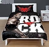 WWE Le Rock WWE Parure de lit 1 place