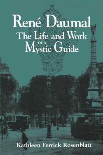 Rene Daumal: The Life and Work of a Mystic Guide (SUNY Series in Western Esoteric Traditions) (Suny Series, Western Esoteric Traditions) by Kathleen Ferrick Rosenblatt (1999-02-25) par Kathleen Ferrick Rosenblatt