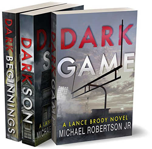 The Lance Brody Series: Books 1 and 2, plus Prequel Novella (Lance Brody Omnibus) by [Robertson Jr, Michael]
