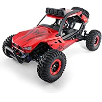 JJRC Q46 1/12 2.4G RC Car 4WD 45km/h High Speed Rock Crawler Desert Buggy Cars RTR for Kids Children Gifts RC Toys - Compare prices on radiocontrollers.eu
