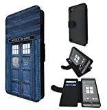 567 - Doctor Who Tardis Police Call Box Design htc Desire
