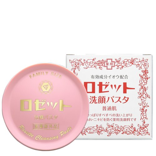 ROSETTE | Facial Cleansing | Paste for normal skin 90g (japan import)