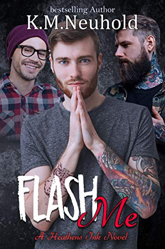 Flash Me (Heathens Ink Book 7) (English Edition)