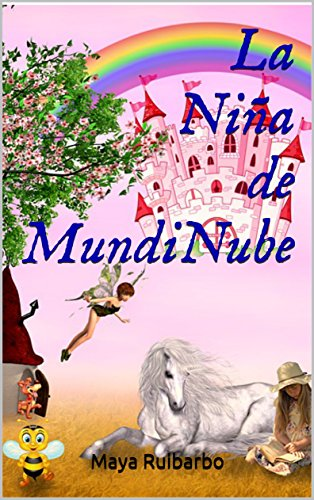 La Niña de MundiNube por Maya Ruibarbo