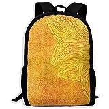 Print School Shoulder Bag,Outdoor Daypacks,Lightweight Laptop Rucksack,Adult/Kid Travel Dayback,Casual Backpack Old-Fashioned Blog Rock Adjustable College Pack for Men Women Oxford Backbag