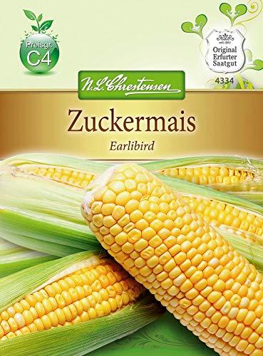 N.L. Chrestensen 4334 Zuckermais Earlibird (Zuckermaissamen)