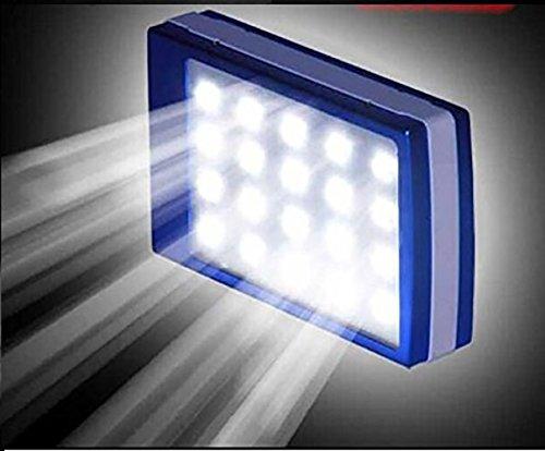 Probeatz 20 LED Power Bank-20000Mah with Solar Led Charging