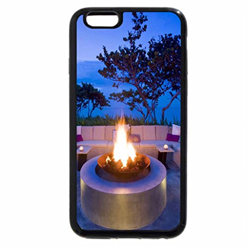 iPhone 6S / iPhone 6 Case (Black) Beautiful evening...