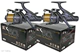 Best Fishing Reels - NGT EX60 Carp Pike Coarse Fishing Reels Baitrunner Review