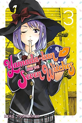 Yamada-kun & The Seven Witches 3 (Yamada-kun and the Seven Witches)