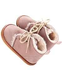 ESTAMICO bambino stivali invernali scarpe ragazzi delle neonate