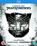Transformers 3-Movie Set [Blu-ray]