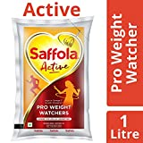 #2: Saffola Active Edible Oil, Pouch, 1L