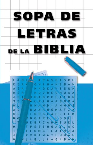 Sopa de Letras de la Biblia: Bible Word Search
