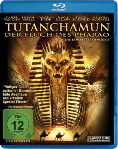 Ascot Elite Home Entertainment Tutanchamun - Der Fluch des Pharao [Blu-ray]
