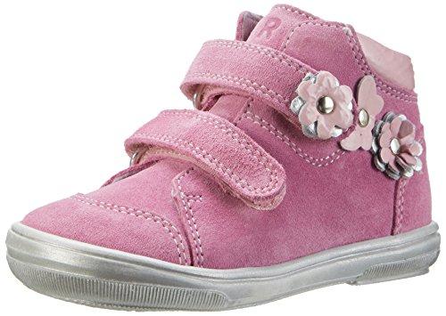 Richter Kinderschuhe Baby Mädchen Dandi S Lauflernschuhe Pink (candy/lipstick/silve)