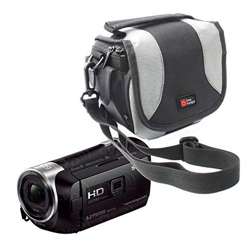 DURAGADGET Funda Acolchada Sony FDR-AXP33 / HDR-CX405