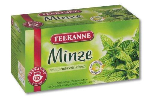 Teekanne Minze 45g  20 Beutel