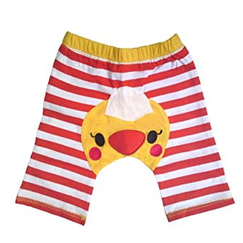 Baby - Toddler Short Trousers - Yellow Duck