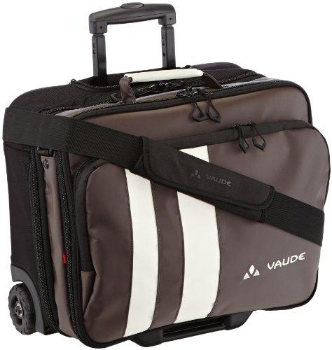 VAUDE Trolley Futuna 25- Pilotenkoffer, mit Rollen-/Notebookfach für 15,6 Zoll- Handgepäckgröße