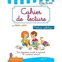 Cahier de lecture avec Samie et Julie (J'Apprends Avec Sami Et Julie) (French Edition) by Genevieve Flahault-Lamorere (2014-01-03)