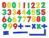 Simba 4591457 - Magnet-Zahlen/Zeichen