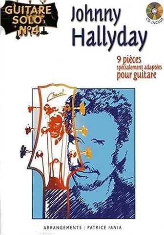 Guitare solo n°4 : Johnny Hallyday
