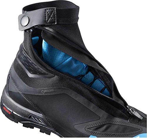 """Herren Trekkingschuhe """"S-Lab X Alp Carbon 2 GTX"""" schwarz/blau"""