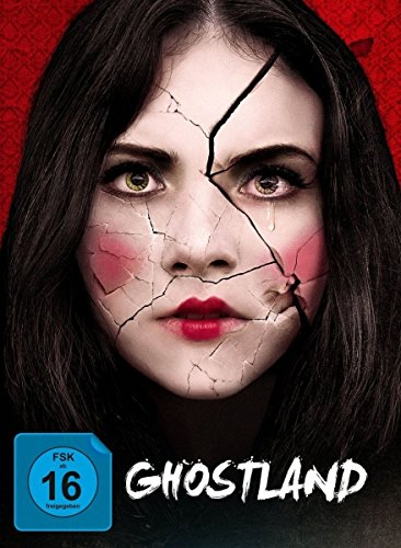 Ghostland - 2-Disc Limited Collector's Edition im Mediabook (+ DVD) [Blu-ray]