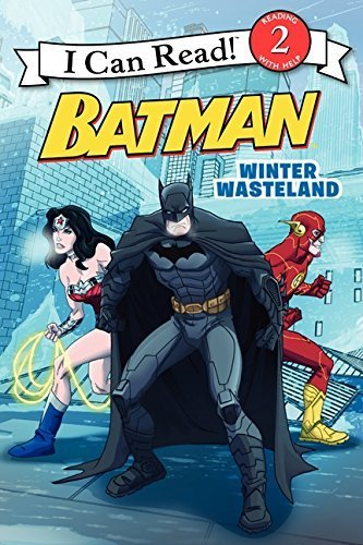 Batman Classic: Winter Wasteland (I Can Read Book 2) by Lemke, Donald (2014) Paperback