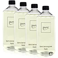 Ipuro lemongrass Refill 1000ml Nachfüllflasche - Raumduft (4er Pack) preisvergleich bei billige-tabletten.eu