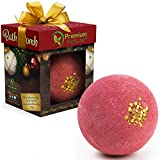 Best Relaxing Scents - Holiday Bath Bomb Gift - Individually Packaged Christmas Review