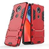 Case for Motorola Moto E5 Plus (6 inch) 2 in 1 Shockproof