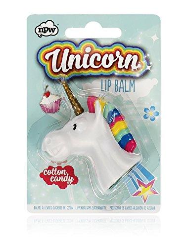 Close Up Einhorn Lippenbalsam Cotton Candy/Unicorn Lip Balm mit Zuckerwatten-Geschmack