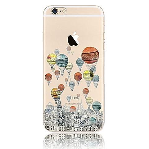 iPhone 3S, Iphone 6étui [anti-rayures], Vandot Coque souple en TPU