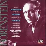 Johannes Brahms - Richard Wagner : Œuvres Symphoniques