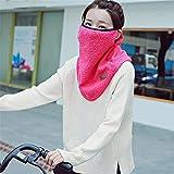 Ying xinguang Winter Ski Maske Balaclava Motorrad Halswärmer Winddicht Schnell Trocknend Anti-UV Ultimative Wärmespeicherung ! (Farbe : G)
