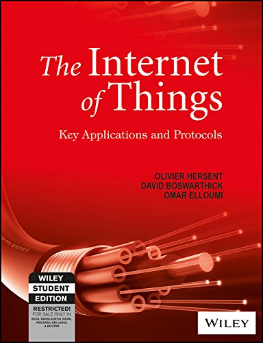 Internet Of Things: Key Applications And Protocols