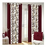 Vaamsi Fancy Polyester Door Curtain 1 Pi...