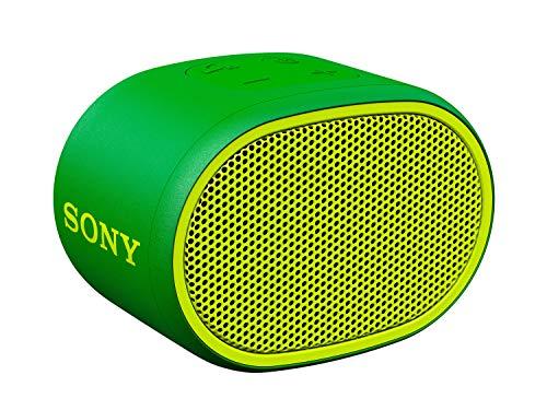 Sony SRS-XB01 Extra Bass Portable Wireless Speaker (Green)