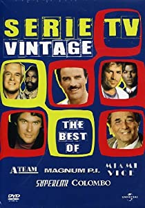 Serie Tv Vintage - The Best Of (10 Dvd) from Universal Pictures