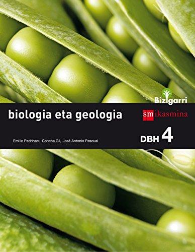 Biologia eta geologia. 4 ESO. Savia - 9788498554588