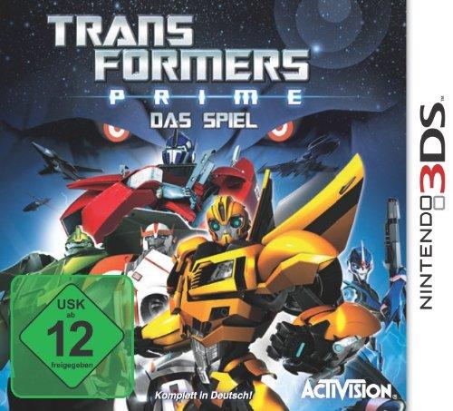 Activision Blizzard Deutschland Transformers Prime - Das Spiel - [Nintendo 3DS]